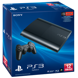 PlayStation®3 12GB System