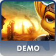 Ratchet & Clank®Future: A Crack In Time - Ratchet Demo