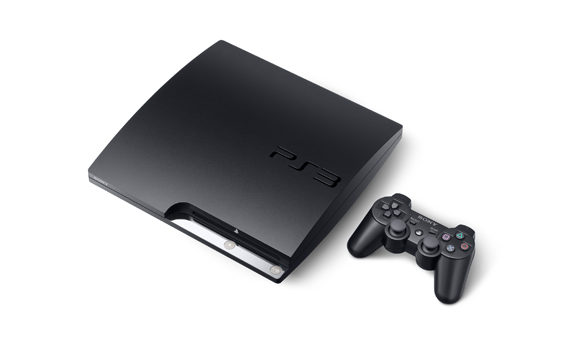 PlayStation3 160GB system