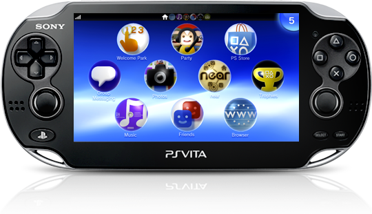 PlayStationVita 3G/Wi-Fi System