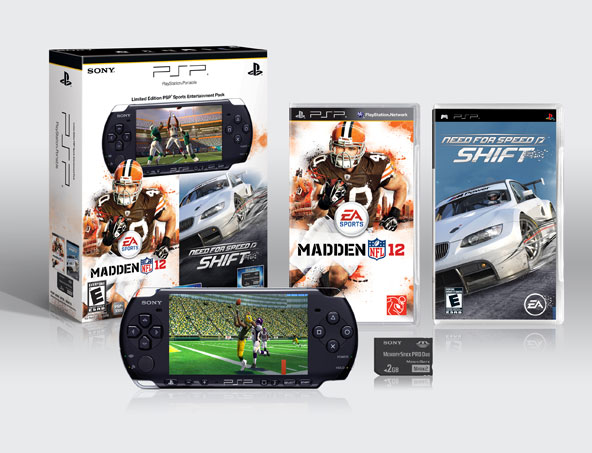 Limited Edition PSP® Sports Entertainment Pack