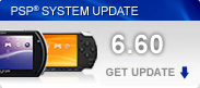 PSP System Software Update